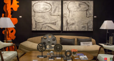 The 15th Annual Palm Springs Modernism Show & Sale, enchants and delights