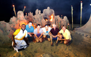 Sand Castles in the Coachella Valley – Awesome!
