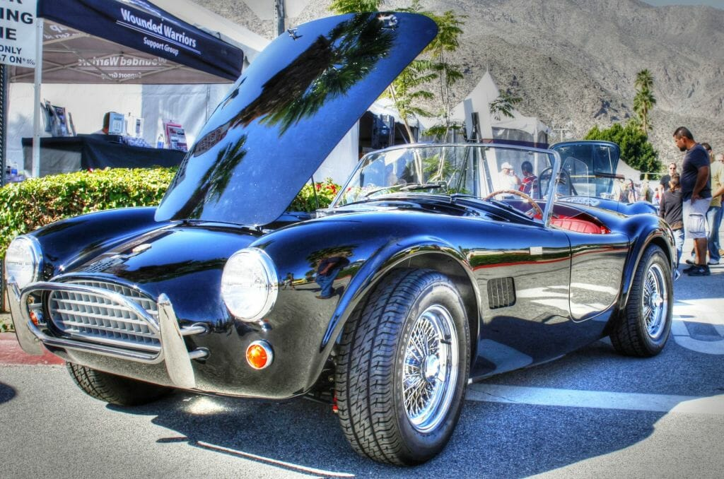 58th McCormick's Palm Springs Collector Car Auctions February 2015 by Spencer Baker