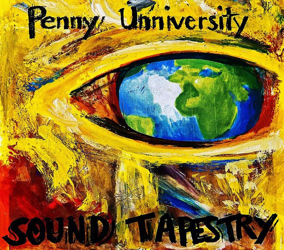 "Penny U. most recent release ""Sound Tapestry""."