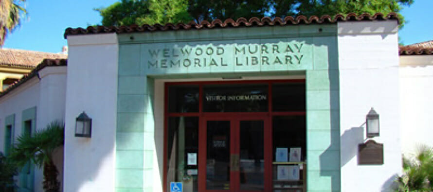 Newly renovated Palm Springs library opens today, significantly upgraded with new technology.