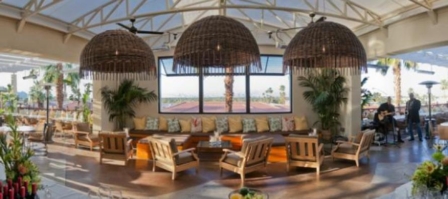Palm Desert's Tommy Bahama's Aloha, Fish Fridays!