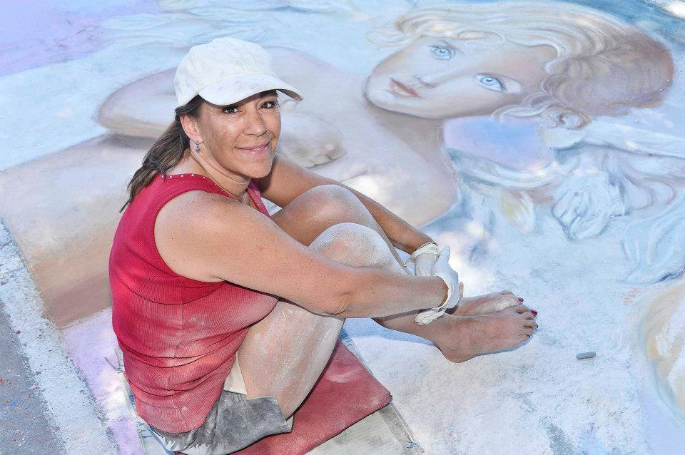 5th Annual Palm Springs Chalk Festival