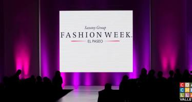 El Paseo Fashion week FIDM Runway show as seen by 13yr old Allie Roe