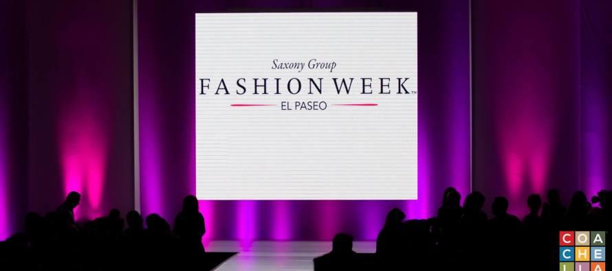 El Paseo Fashion week FIDM Runway show as seen by 13yr old Allie Roe