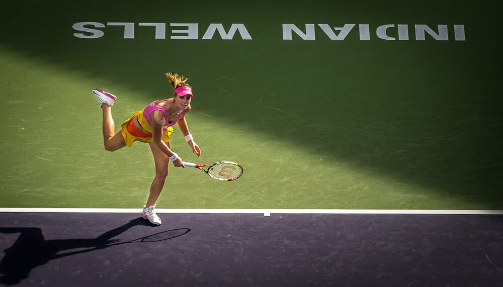 2014 BNP Paribas Open, Indian Wells, California Photo by Jim Civello/CoachellaValley.com
