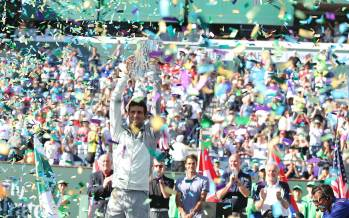 HISTORY, The Story behind the BNP Paribas Open, now the largest ATP in the world