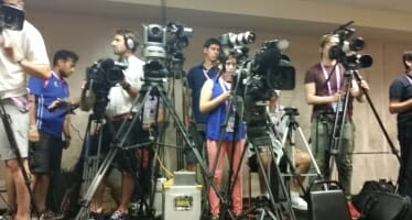 Much Anticipated, Serena Williams Press Conference and BNP return