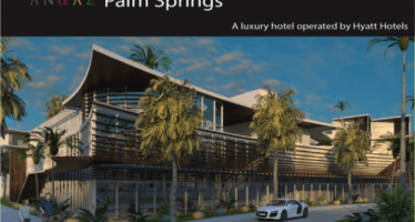Hyatt's Andaz Palm Springs to open in 2016