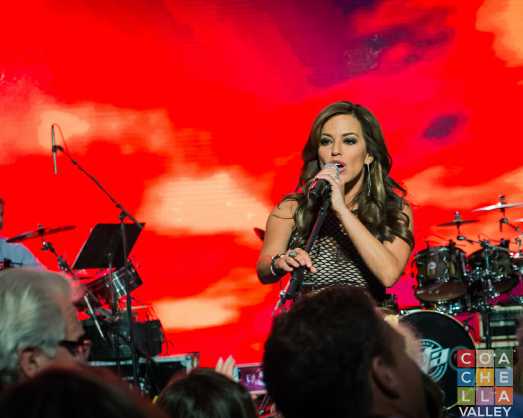Robin Meade by Steven Young/CoachellaValley.com