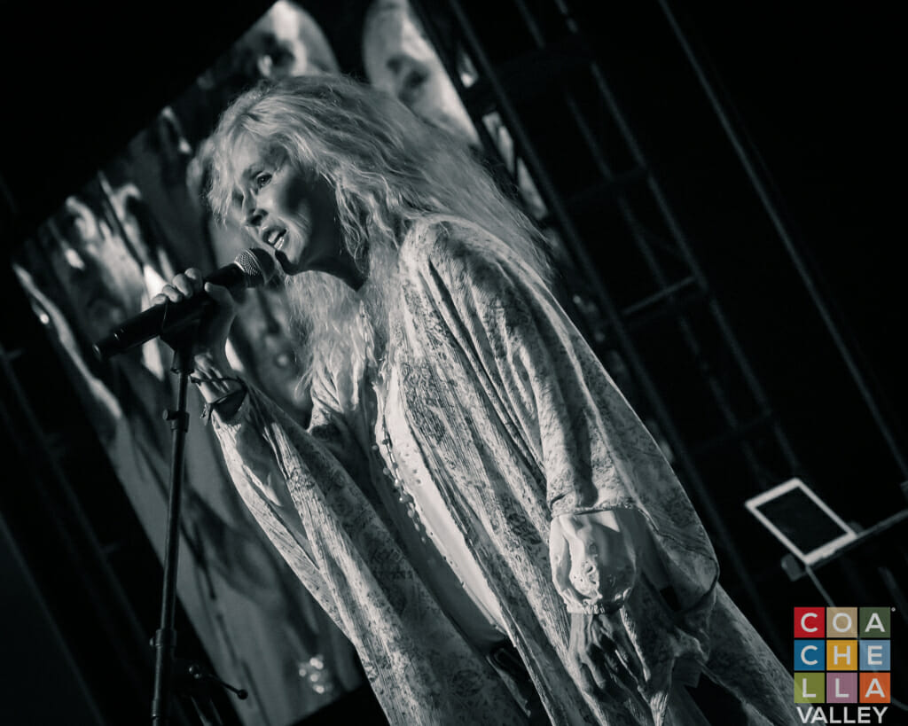 Kim Carnes by Steven Young/CoachellaValley.com