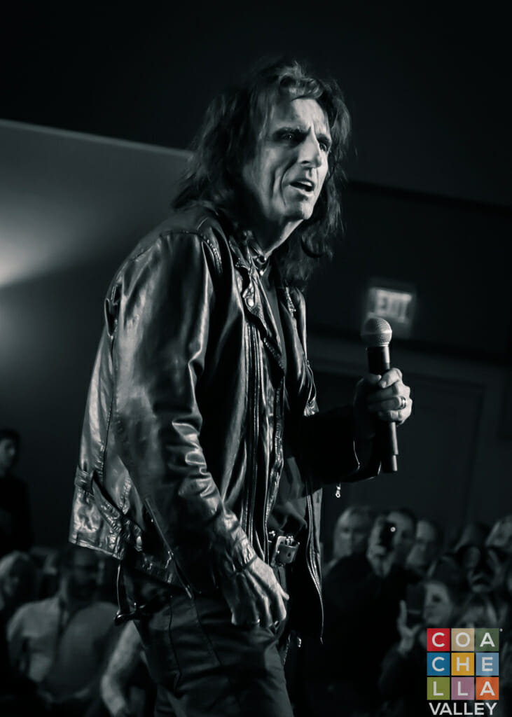 Alice Cooper by Steven Young/CoachellaValley.com