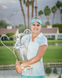 Lexi Thomas 2014 LPGA KNC Winner