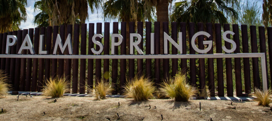TripAdvisor reveals top 25 destinations – Palm Springs # 9