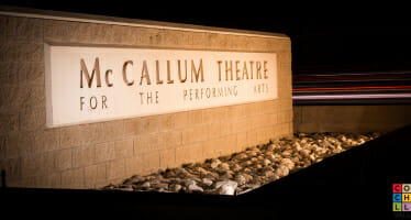 McCallums Theatre's Open Call Competition – The Coachella Valley's Best Will Come To Perform!
