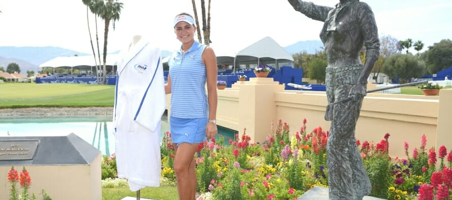 ANA INSPIRES NEWLY DESIGNED CHAMPIONS ROBE
