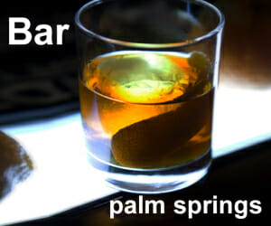 Bar Palm Springs