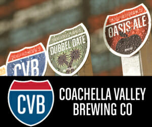 Coachella Valley Brewing Company - Locally Crafted