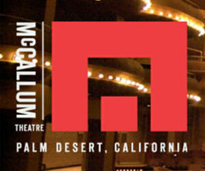 Mccallum Theater in Palm Desert