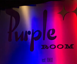 Purple Room Palm Springs - Where Palm Springs Plays