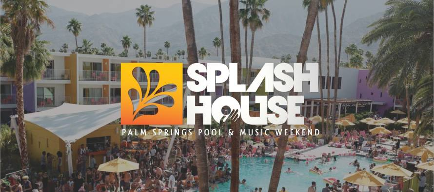 Coachella Valley's Splash House 2015 Tickets on Sale NOW!