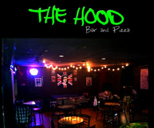 The Hood Bar & Pizza - Palm Desert