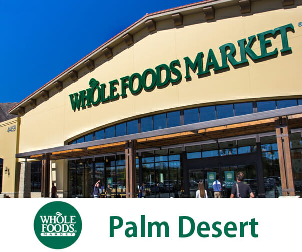 Whole Foods Palm Desert