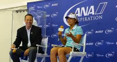 No.1 in world – 17 yr old Lydia Ko enters ANA Inspiration