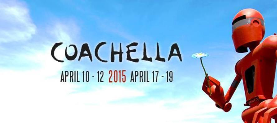 Coachella Festival Maps!