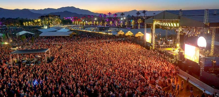 Coachella Set times!!
