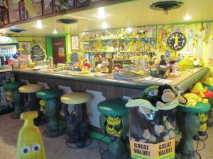 International Banana Museum - Makes great Banana Shakes!
