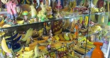 Did you know the Coachella Valley is home to the International Banana Museum?