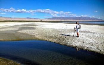 Follow the Historic Walk Around The Salton Sea