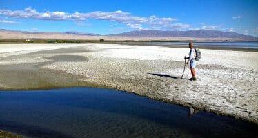 Follow the Historic Walk Around The Salton Sea