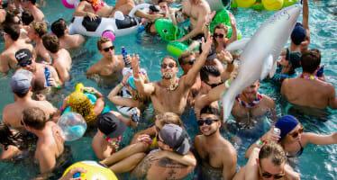 Cadillac Presents Destination Luxury DayClub!