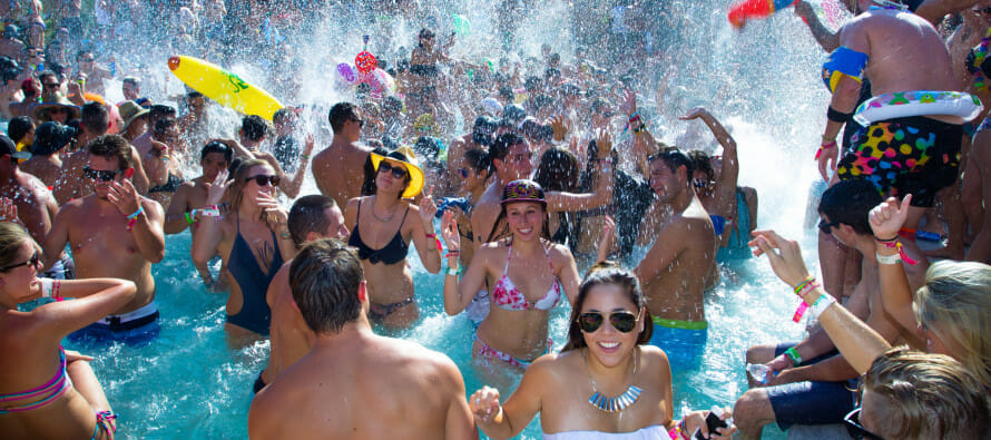 Coachella Valley Pool Parties Taking Place Both Weekends of Coachella!