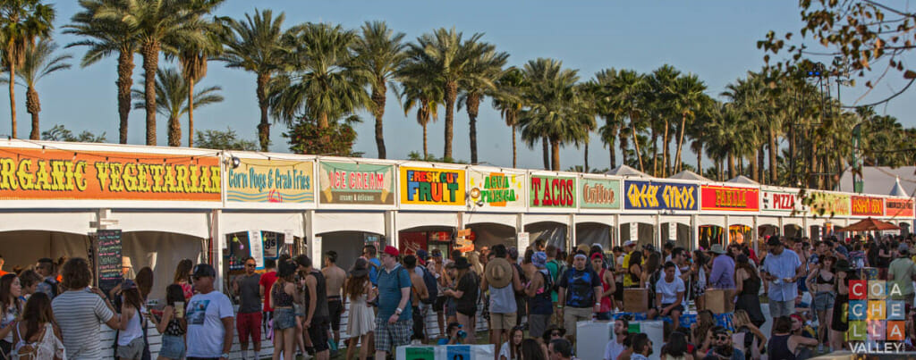 Perfect Festival foodie attraction by Christopher Wayne Allwine/CoachellaValley.com
