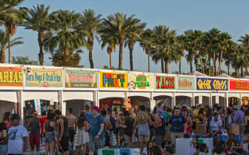 """10 things TO DO: at Coachella cont. from the series Musings from a Coachella """"First-timer Over Forty"""""""