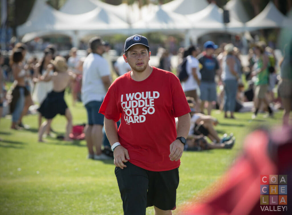 It's definitely more than just music by Christopher Wayne Allwine/CoachellaValley.com