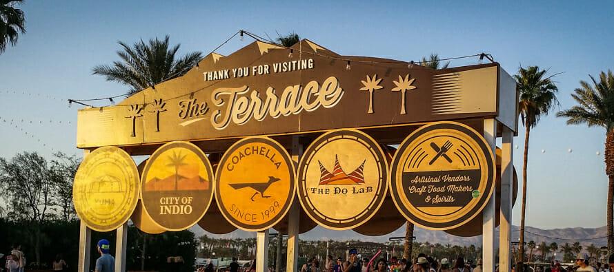 A Coachella state of mind!