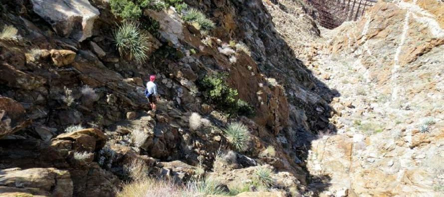 Hike – Goat Canyon Trestle, Anza Borrego State Park