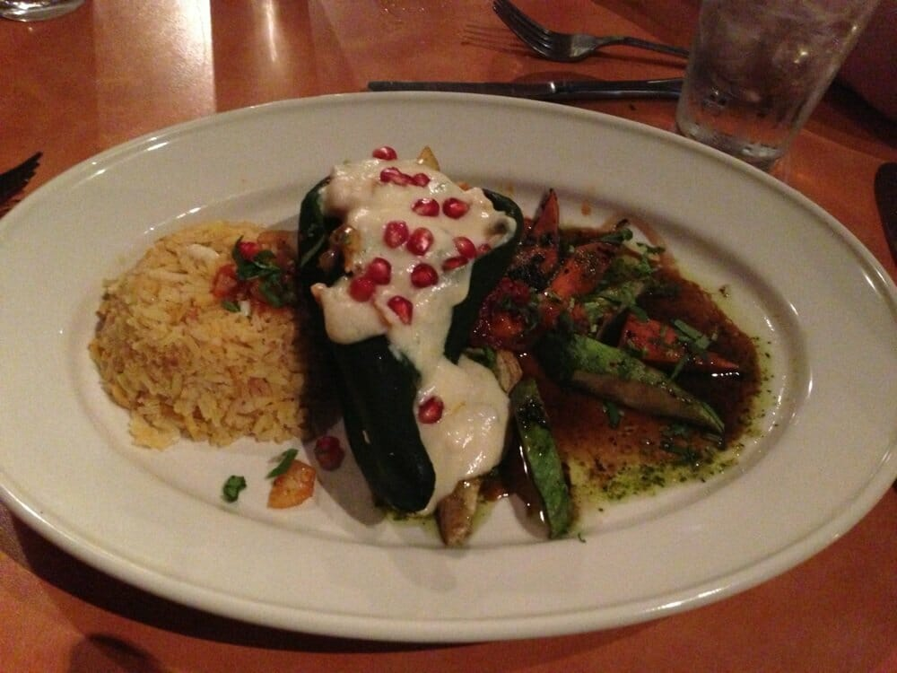 Chile Rellano en Ahogado at Soul of Mexico