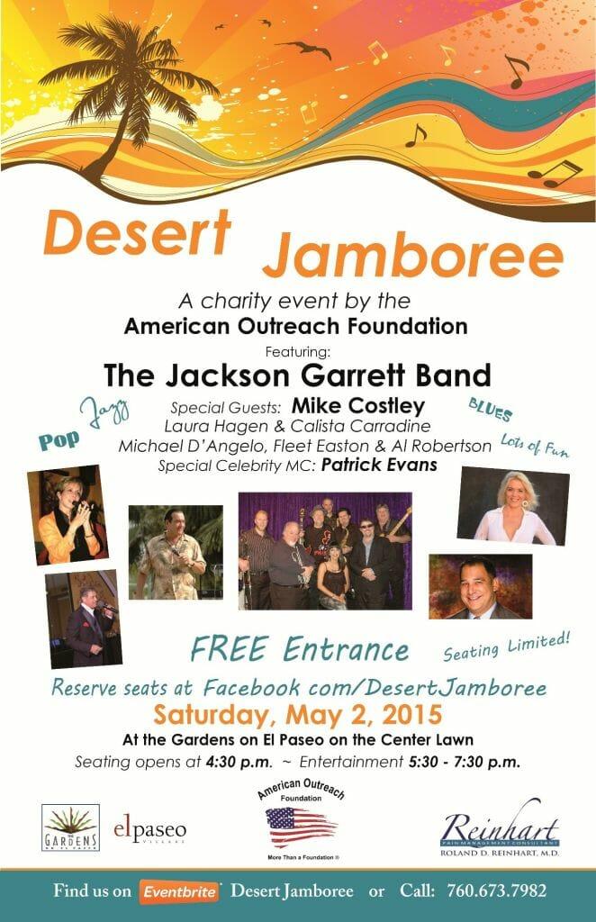 Desert Jamboree - Official  2015