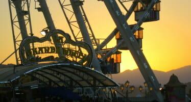 Did You Know Coachella's Beautiful Ferris Wheel…