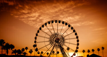 "What's It Like… (cont. series) Musings from a Coachella ""First-timer Over Forty"""