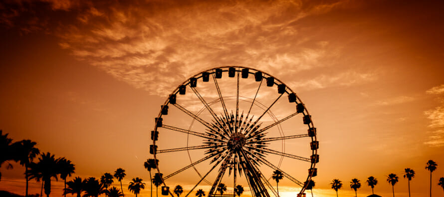 """What's It Like… (cont. series) Musings from a Coachella """"First-timer Over Forty"""""""