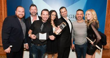 Palm Springs Production Company Wins Entertainment Industry Award!