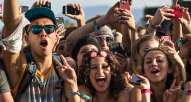 Coachella Valley Music & Art Festival will be streaming LIVE on YouTube!!
