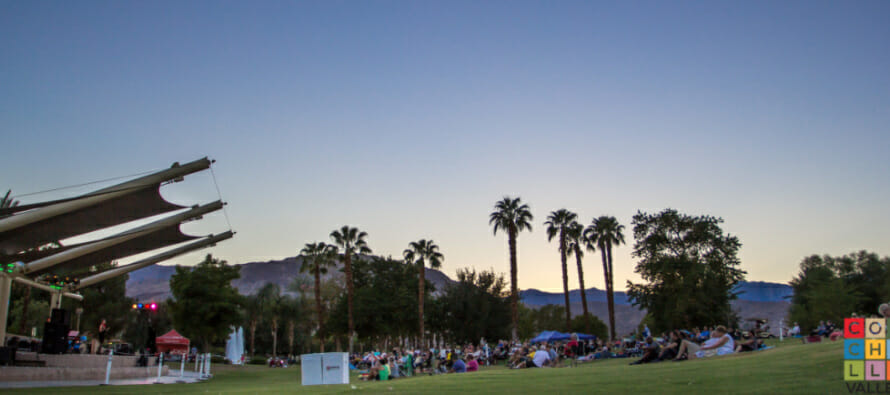 Spring Concerts at the Palm Desert Civic Center Park!