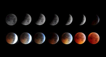 Shortest Lunar eclipse happening this Weekend!
